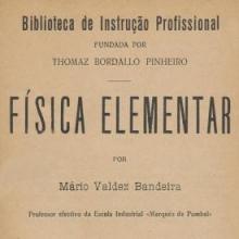 Cem Anos de Manuais Escolares de Física 1859-1958